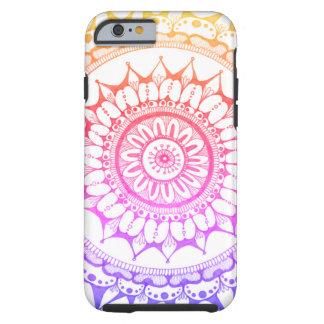 Rainbow Mandala Case by Megaflora Design