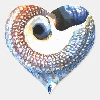 Rainbow Mandala Seashell Golden Spiral Yoga Tee Heart Sticker