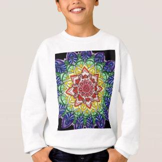 Rainbow Mandala Sweatshirt