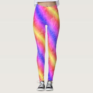 Rainbow Marble 2 Leggings