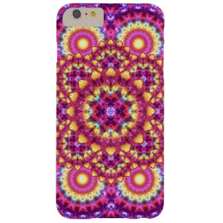Rainbow Matrix Mandala Barely There iPhone 6 Plus Case