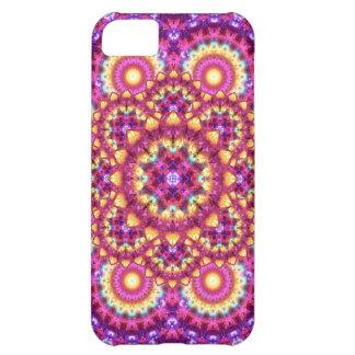 Rainbow Matrix Mandala Case For iPhone 5C