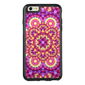 Rainbow Matrix Mandala OtterBox iPhone 6/6s Plus Case