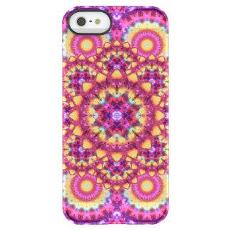 Rainbow Matrix Mandala Permafrost® iPhone SE/5/5s Case
