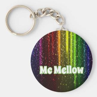 Rainbow McMellow merchandise Basic Round Button Keychain