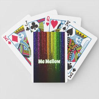 Rainbow McMellow merchandise Poker Deck