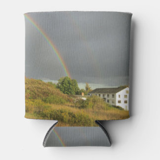 Rainbow Meredith New Hampshire Can Cooler