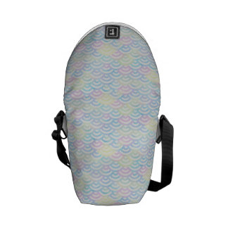 Rainbow Mermaid Pastel Commuter Bags