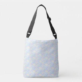 Rainbow Mermaid Pastel Crossbody Bag