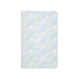 Rainbow Mermaid Pastel Journal