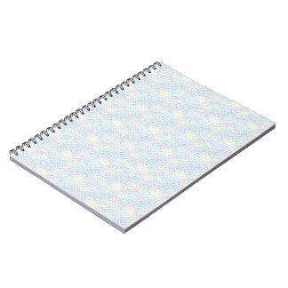 Rainbow Mermaid Pastel Notebooks