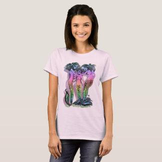 Rainbow mermaids T-Shirt