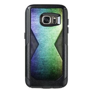 Rainbow Metal style Samsung Cases