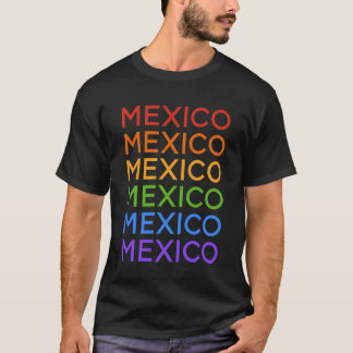 Rainbow MEXICO shirts & jackets