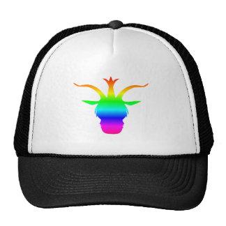 Rainbow Minion Trucker Hat