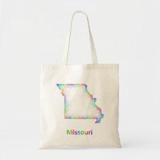 Rainbow Missouri map