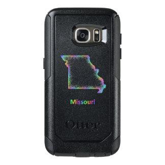 Rainbow Missouri map OtterBox Samsung Galaxy S7 Case
