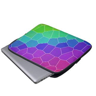 Rainbow Mosaic Laptop Sleeve