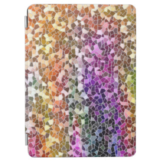 Rainbow Mosaic Pattern iPad Air Cover