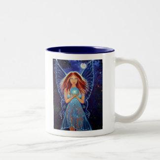 Rainbow Mystic Faery - Mug