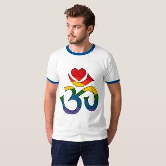 Rainbow Namaste T-Shirt
