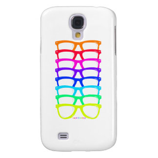 rainBOW nerds Samsung Galaxy S4 Cover