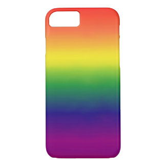 Rainbow of color, add your name, or quote Case-Mate iPhone case