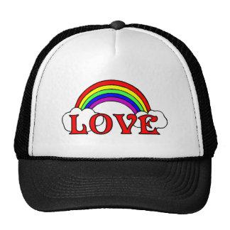 Rainbow Of Love Trucker Hat