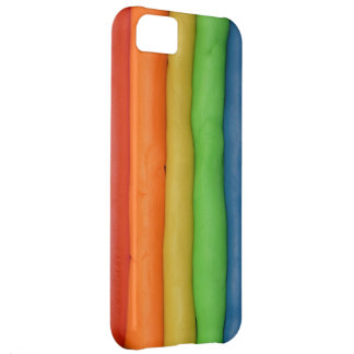 Rainbow of Squishy Dough iPhone 5C Cover