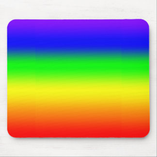 Rainbow Ombre Mouse Pad