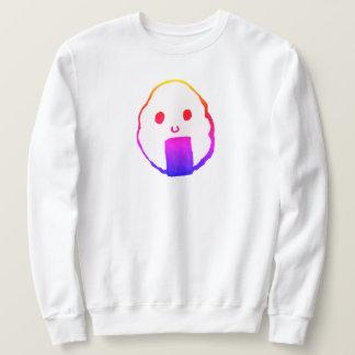 Rainbow Onigiri Sweatshirt