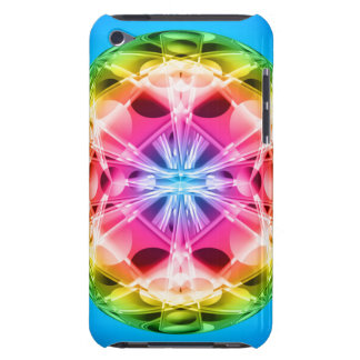 Rainbow Orb Mandala iPod Touch Cover