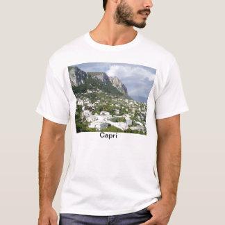 Rainbow Over Capri T-Shirt
