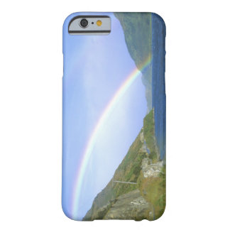 Rainbow over Hawea Lake, South Island, New Barely There iPhone 6 Case