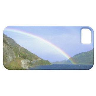 Rainbow over Hawea Lake, South Island, New Case For The iPhone 5