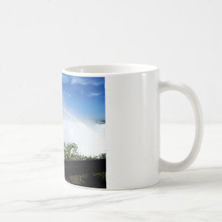 Rainbow over the Falls Coffee Mug