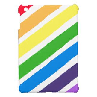 Rainbow Paint iPad Mini Case