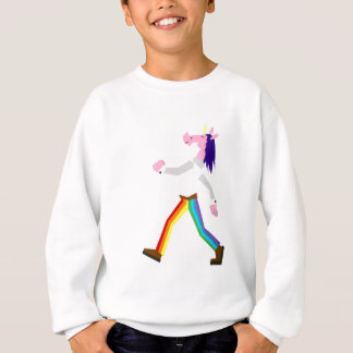 Rainbow Pants Unicorn Sweatshirt