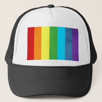 Rainbow Pants Unicorn Trucker Hat
