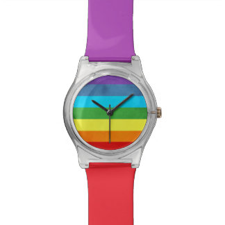 Rainbow Pants Unicorn Watch