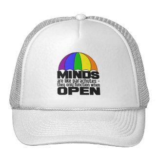 Rainbow Parachute hat - choose color