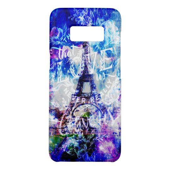 Rainbow Parisian Dreams of the Ones that Love Us Case-Mate Samsung Galaxy S8 Case