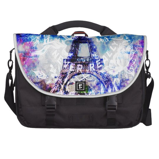 Rainbow Parisian Dreams of the Ones that Love Us Commuter Bags