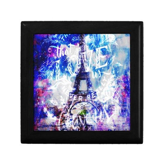 Rainbow Parisian Dreams of the Ones that Love Us Gift Box