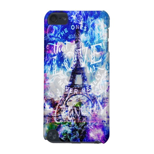 Rainbow Parisian Dreams of the Ones that Love Us iPod Touch (5th Generation) Cover