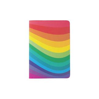 Rainbow Passport Holder