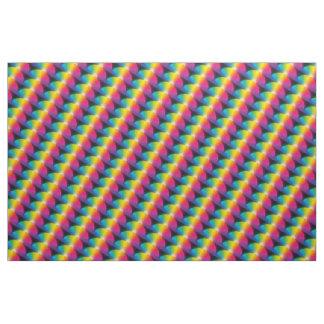 Rainbow Pattern Fabric