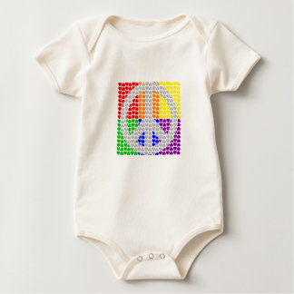 Rainbow Peace shirt - choose style & color