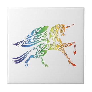 Rainbow Pegasus Merchandise Tile