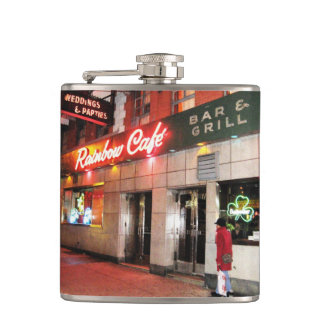 Rainbow Photo Flask
